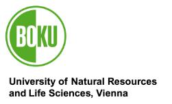 Universität für Bodenkultur Wien, Institut für Nutztierwissenschaften